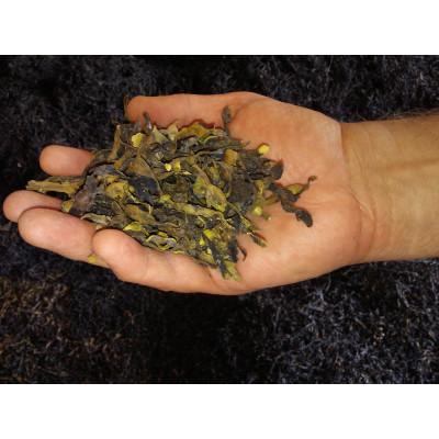 Algues marines séchées à 50% (prix au kilo)